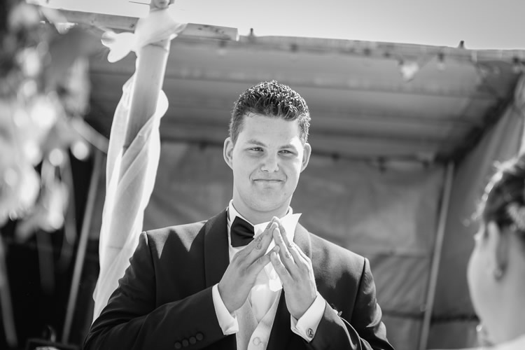 freudentränen hochzeit bräutigam