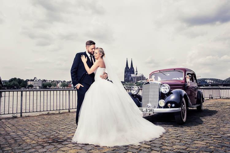Hochzeitsfoto köln deutz