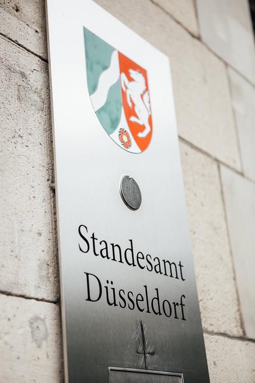 standesamt düsseldorf logo