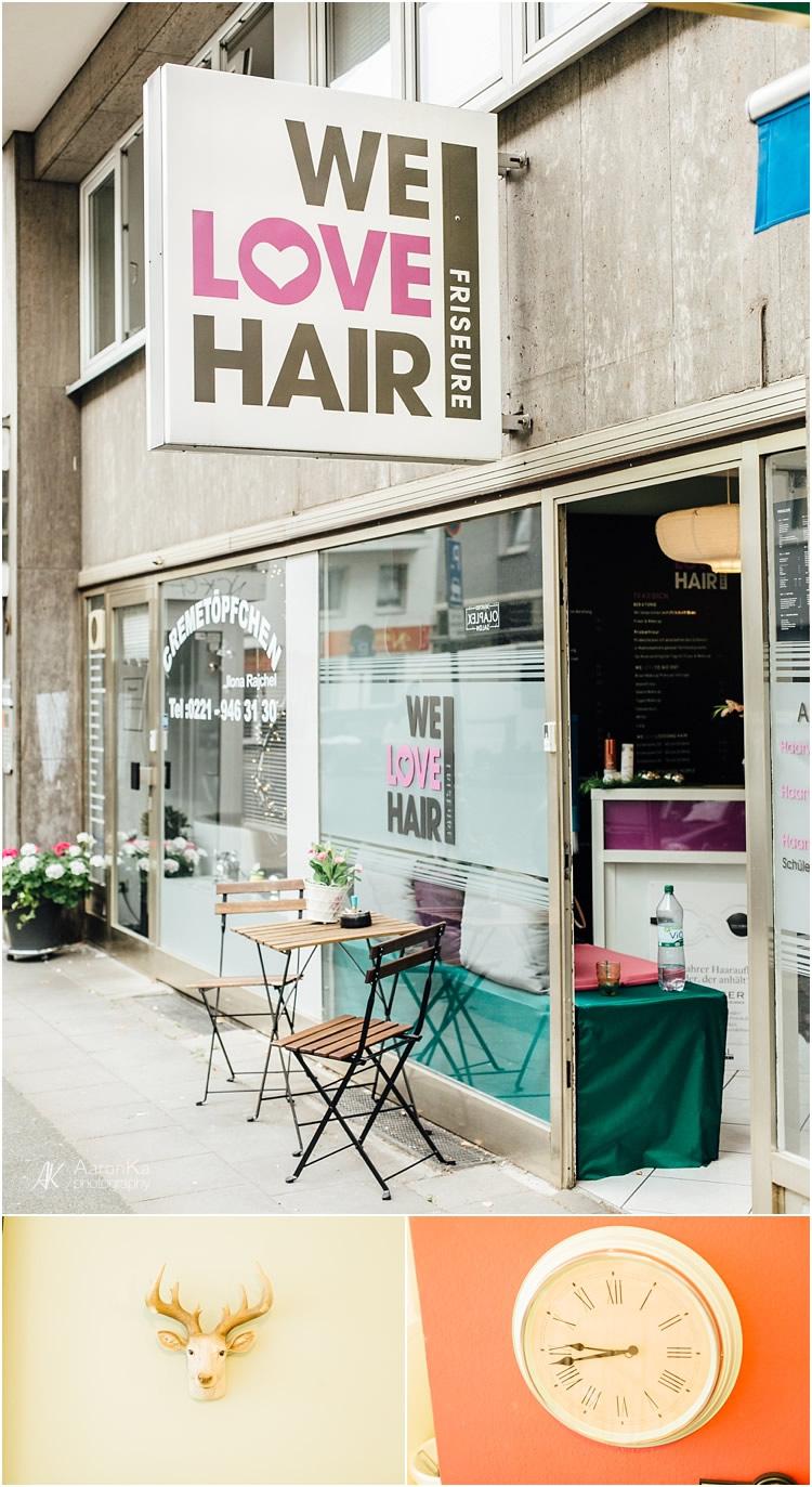we love hair cologne friseur