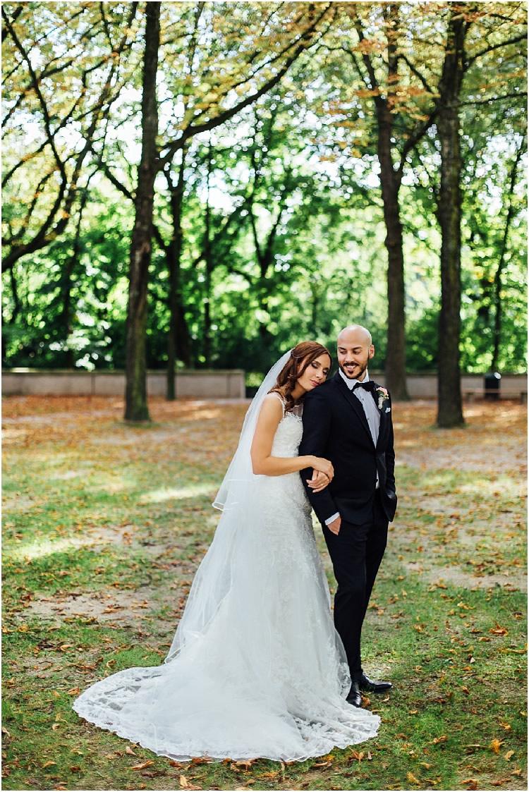 Hochzeitsfotos im Blücherpark