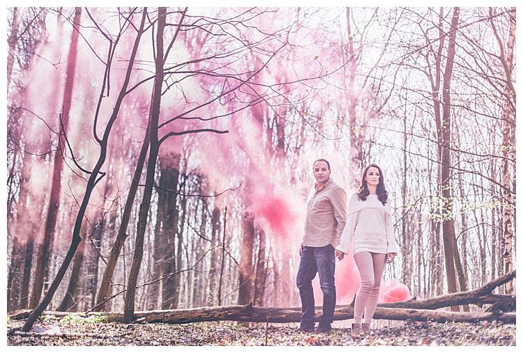 kreative paarfotos zum valentinstag