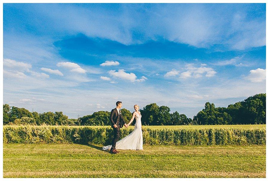 Marion & Dennis heiraten in Krefeld und feiern auf Gut Cones | Ratingen